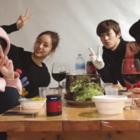"L.Joe, Hyeri, Gong Myung, And Lee Tae Sun Gather For Mini ""Entertainer"" Reunion"