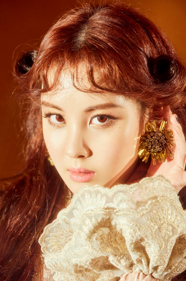 "Girls' Generation's Seohyun Releases Latest Teasers And Title Track Details For ""Don't Say No"""