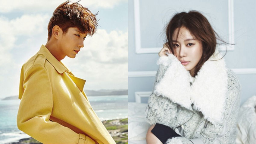 "Lee Joon Gi And Kim Ah Joong In Talks For Korean Remake Of U.S. TV Show ""Criminal Minds"""