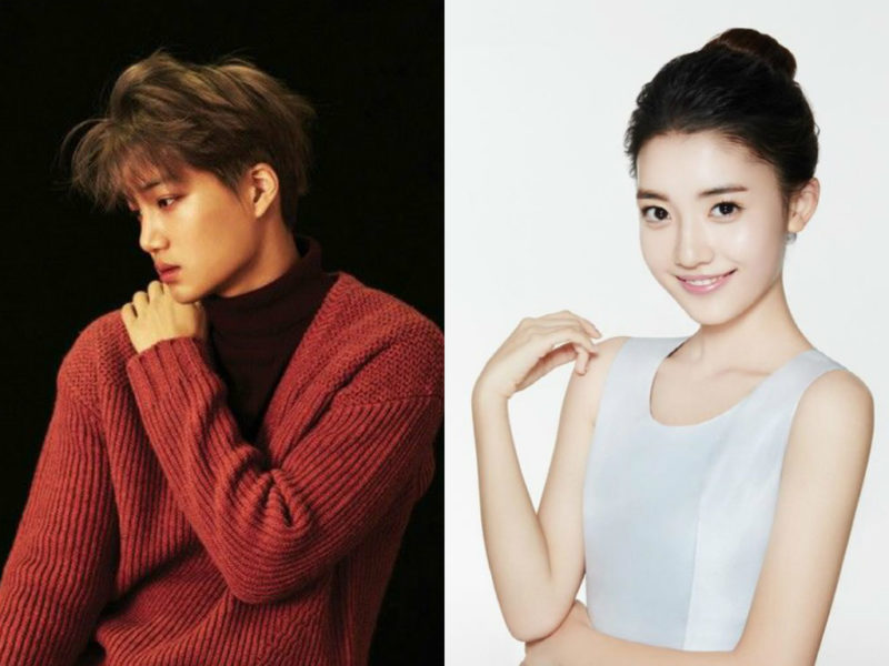 EXO's Kai And Jung Da Bin Confirmed As Leads For New Drama