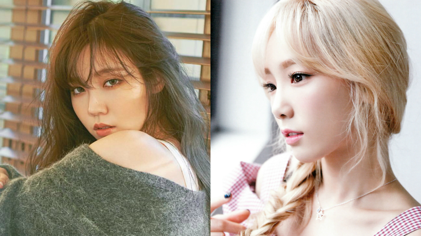 """Produce 101"" Contestant Kang Sira Names Girls' Generation's Taeyeon As Her Role Model"