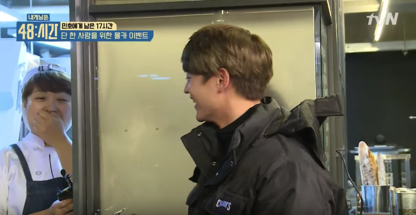 Watch: SHINee's Minho Surprises Unsuspecting Fan During Hidden Camera Prank