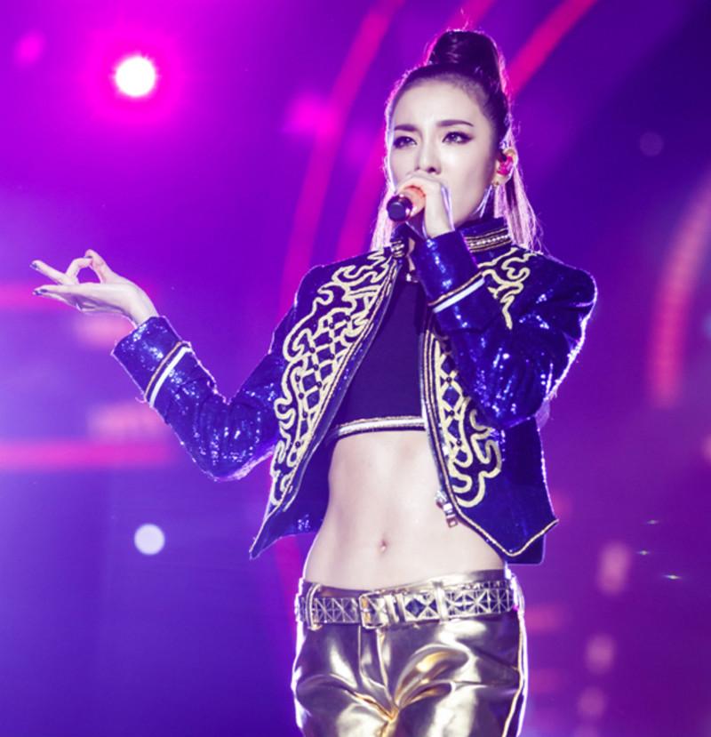 20 Of The Hottest Female K-Pop Idol Abs | Soompi