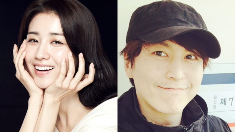 Park Ha Sun Dedicates A Sweet Message To Fiance Ryu Soo Young