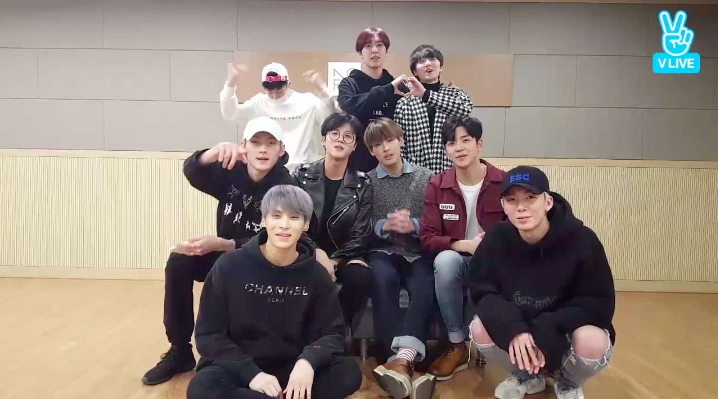 SF9 Announces Official Fan Club Name On 100th Day Since