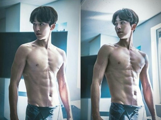 "Nam Joo Hyuk Talks Weight, Ratings, and Acting Skills For ""Weightlifting Fairy Kim Bok Joo"""