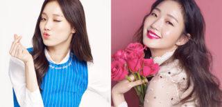 Lee Sung Kyung Kim Go Eun