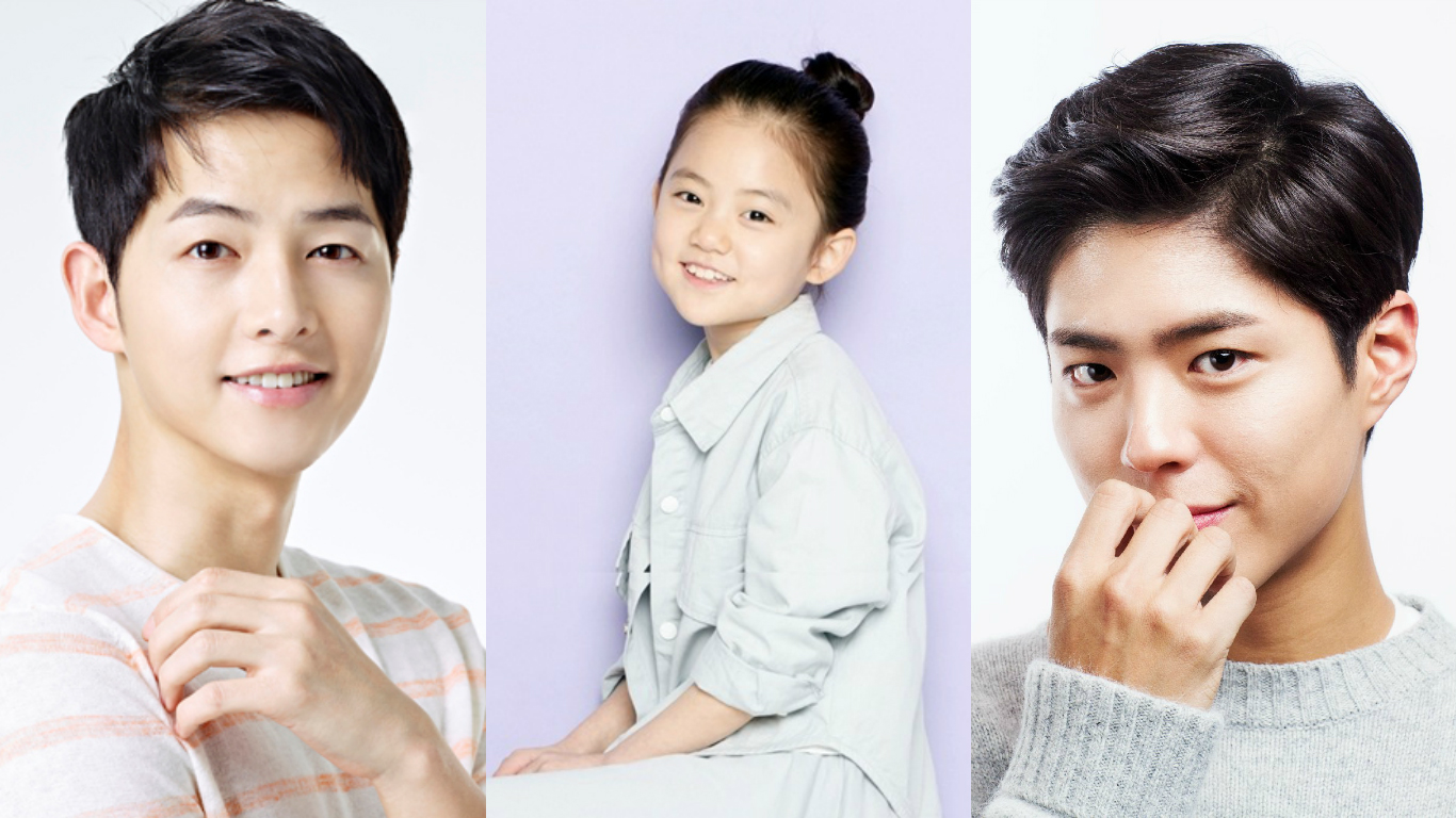 Child Actress Heo Jung Eun Talks About Getting To Meet Song Joong Ki, Compares Him With Co-Star Park Bo Gum