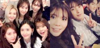 Girls' Generation Sunny Leeteuk Suho
