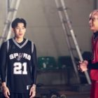 Jay Park And 2AM's Jeong Jinwoon Shoot Hoops In New Variety Show