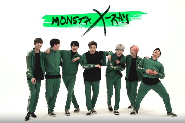 "Watch: MONSTA X Goes All Out In Hysterically Funny Episode Of ""MONSTA X-RAY"""