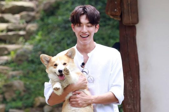 Nam Joo Hyuk Reveals He Has A Hard Time With Variety Shows