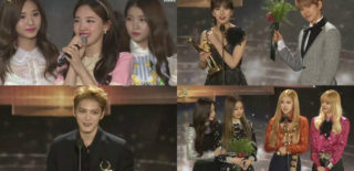 31st golden disc awards winners