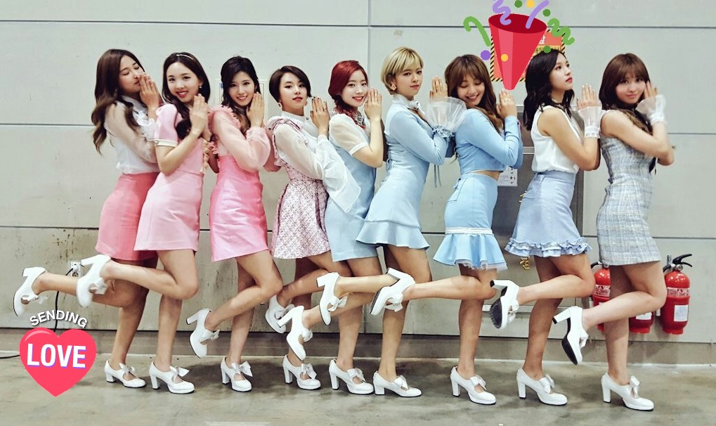 TWICE To Make Official Debut In Japan