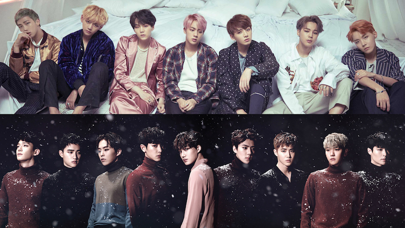 """BTS To Cover Track By 8Eight And EXO To Perform """"For Life"""" For The First Time At 31st Golden Disc Awards"""