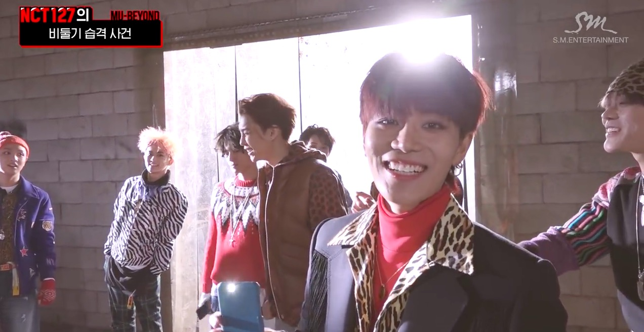 "Watch: NCT 127 Has A Great Time Behind The Scenes Of ""Limitless"" MVs"