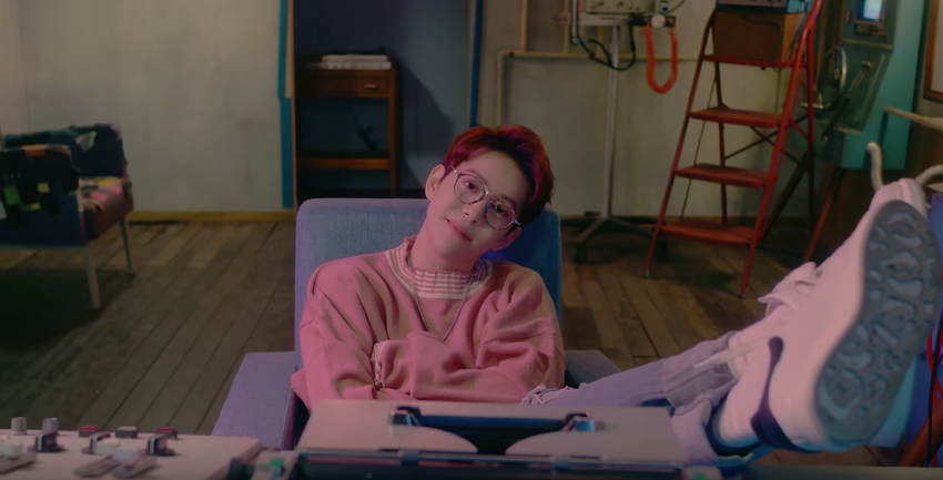 "Watch: Block B's Park Kyung Drops Cute And Quirky MV Teaser For ""When I'm With You"""