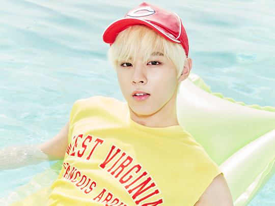 UP10TION's Agency Takes Legal Action Against False Rumors About Wooshin And Controversy