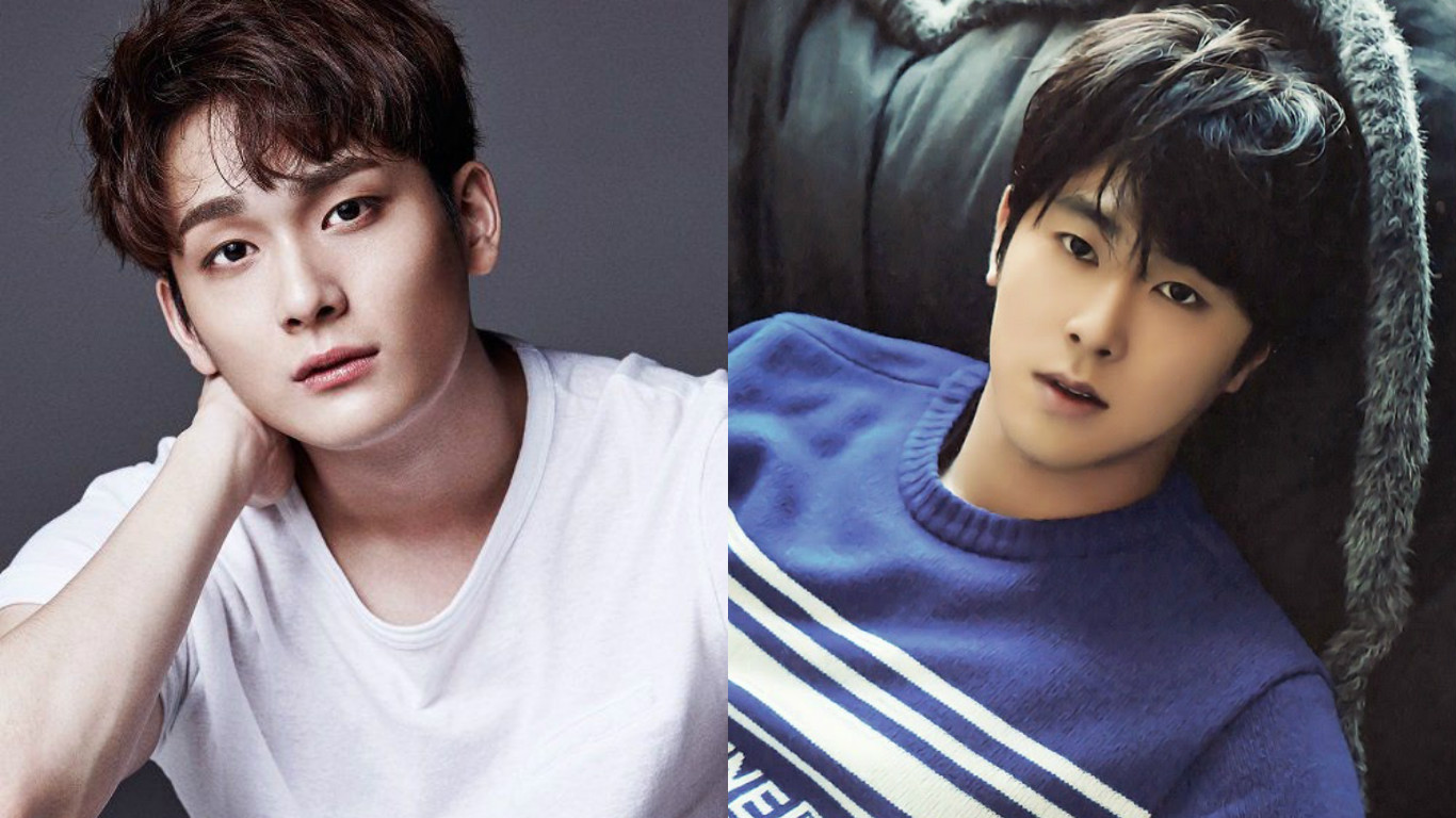 """Jo Yoon Woo Thanks TVXQ's Yunho For Monitoring """"Hwarang"""" Despite Being In The Army"""