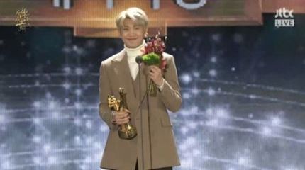 Bang Shi Hyuk Best Producer Award