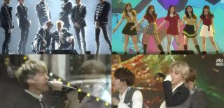 EXO Red Velvet Ken Youngjae BTS