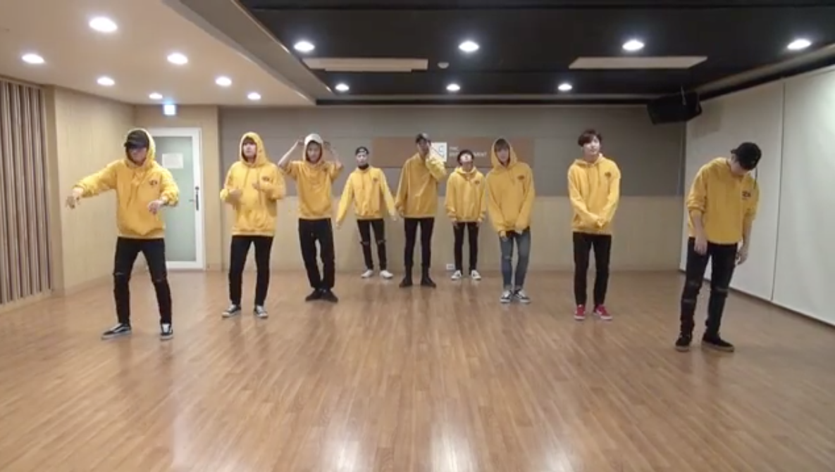 """Watch: SF9 Gets Cutesy In Cover Dance Of Labelmate AOA's """"Excuse Me"""""""