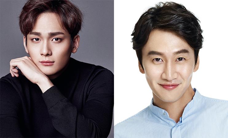 Jo Yoon Woo Lee Kwang Soo