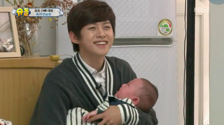Dongho Bonds With Ki Tae Young (+ Rohee!) As They Talk About Childcare