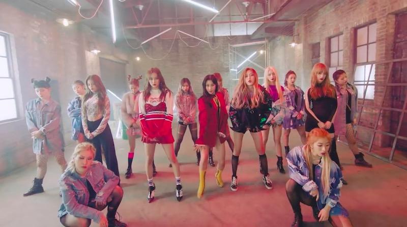 """Watch: CLC Shares Sneak Peek Of """"Hobgoblin"""" MV With Teaser Video"""