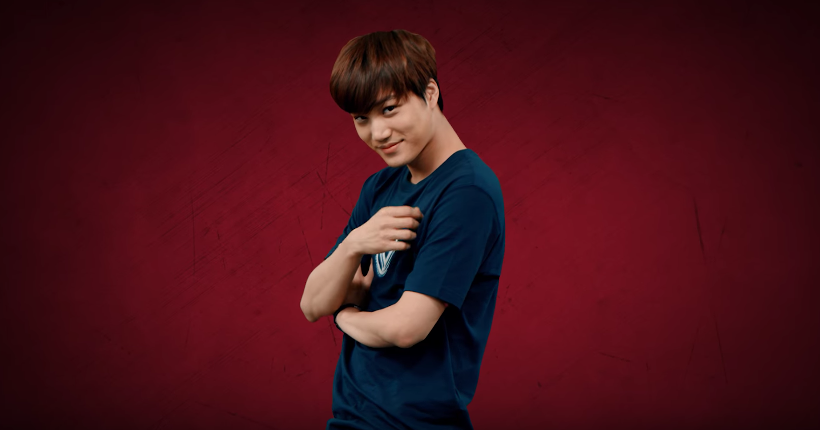 EXO's Kai Shows Off His Model Pose In Insanely Adorable Childhood Photos