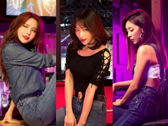 Solar, Hani, And Luna Look Stunning In New Teasers For Special Collaboration