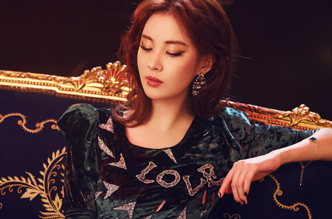 Girls' Generation's Seohyun Is A Glamourous Diva In Latest Solo Debut Teasers