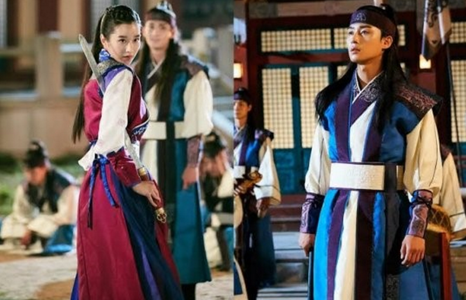 """Hwarang"" Releases New Stills Showing Seo Ye Ji's First Appearance As Princess Sook Myung"