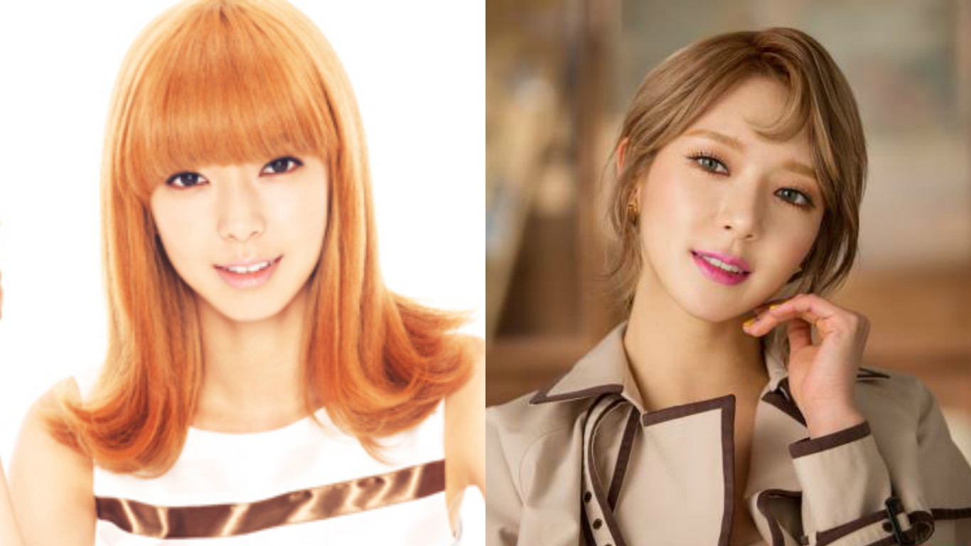 Aoas Choa Reveals Why She Doesnt Change Her Hairstyle Soompi