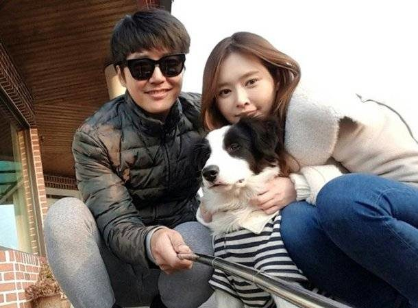 Yoon Sang Hyun And Maybee Expecting Their Second Child