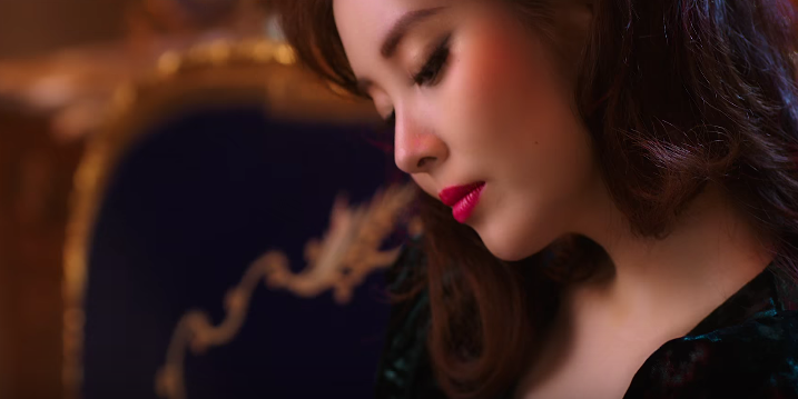 "Watch: Girls' Generation's Seohyun Releases Another Sleek MV Teaser For ""Don't Say No"""