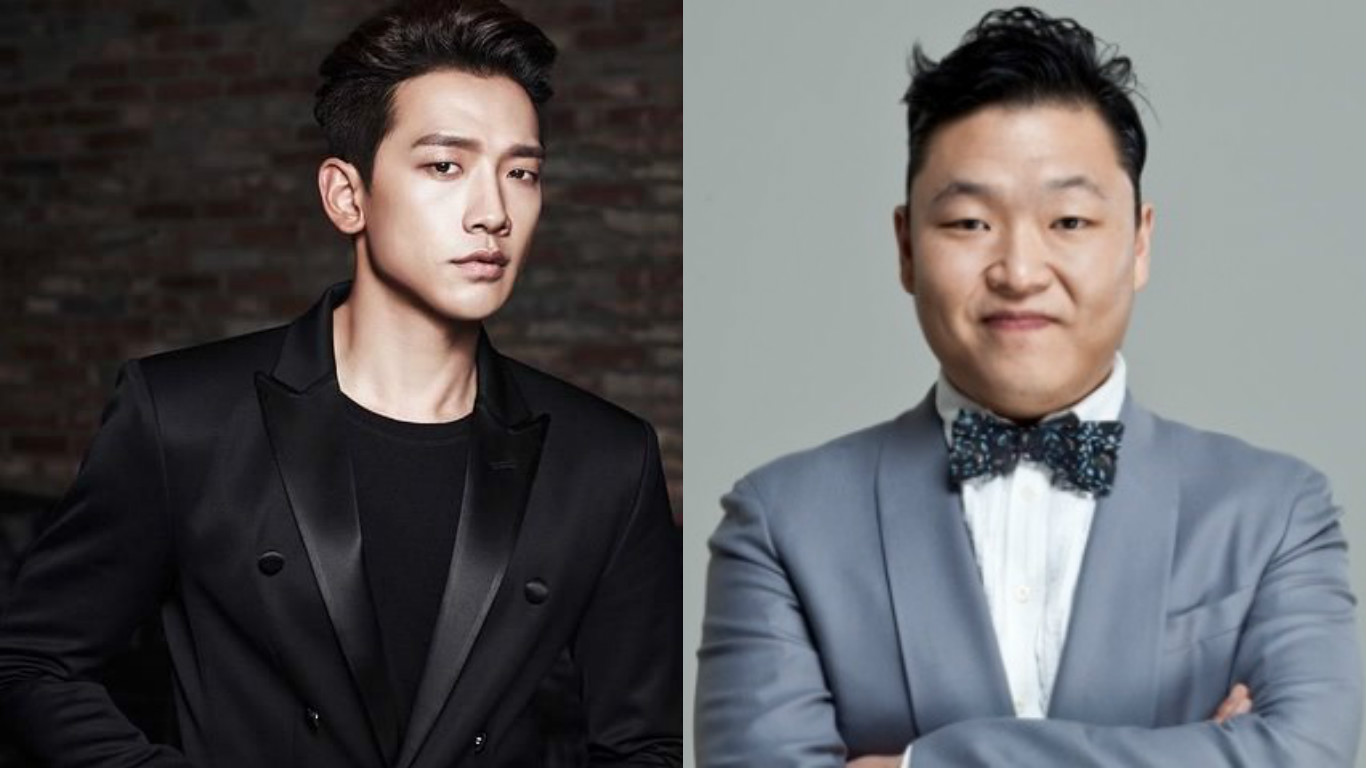Rain Playfully Jokes About Psys Overwhelming Influence On All Parts