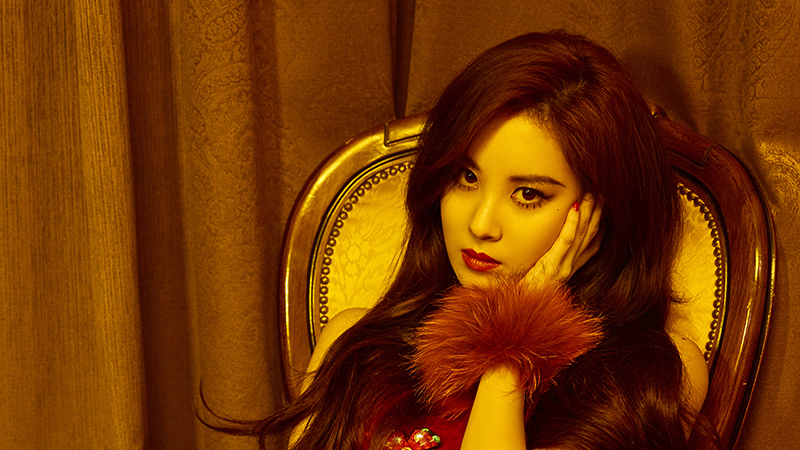 Girls' Generation's Seohyun Is Proud To Say She's Happy With Where She Is In Life