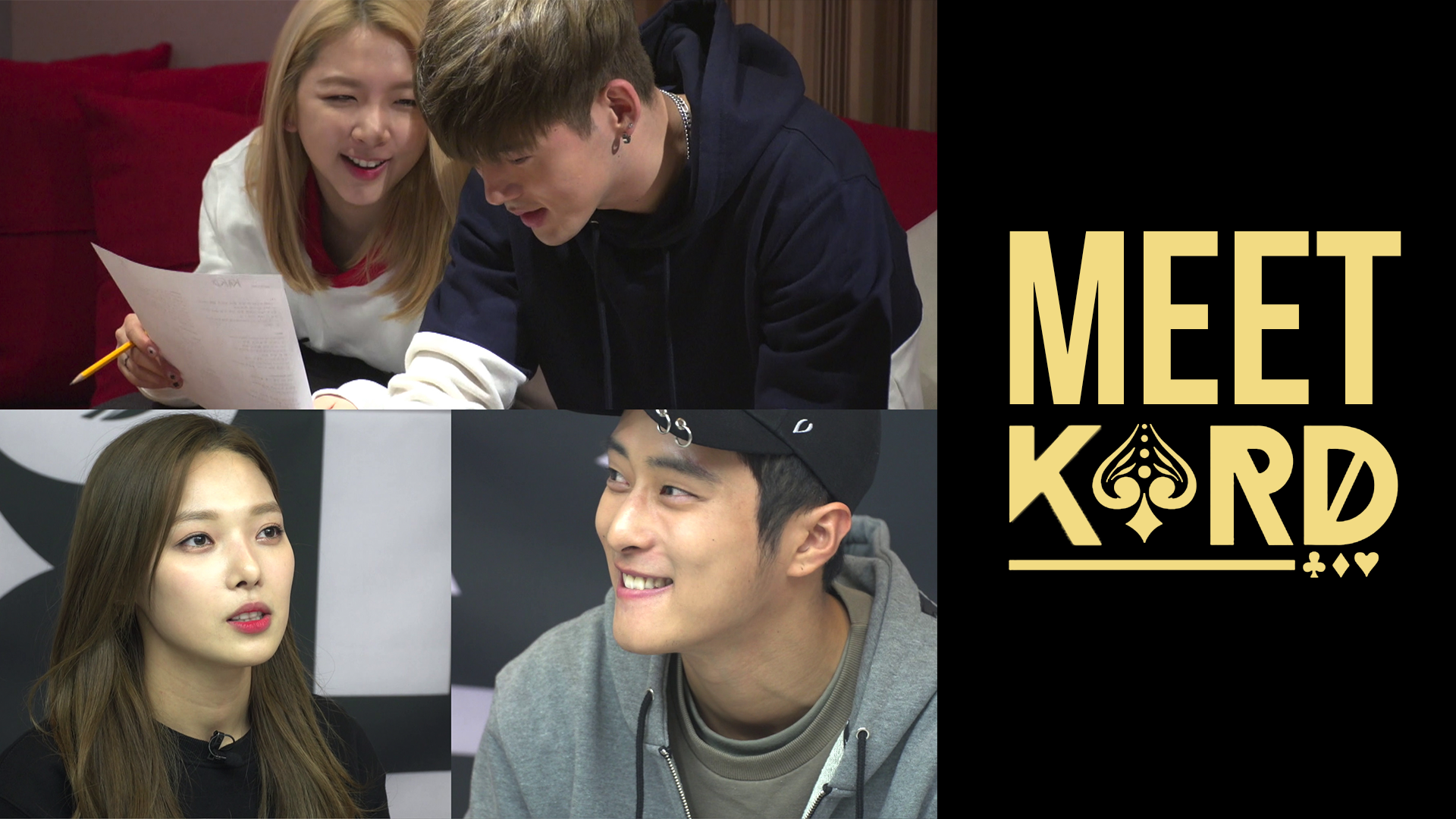 Interview: Meet K.A.R.D, The Co-Ed Group You Can't Help But Stan