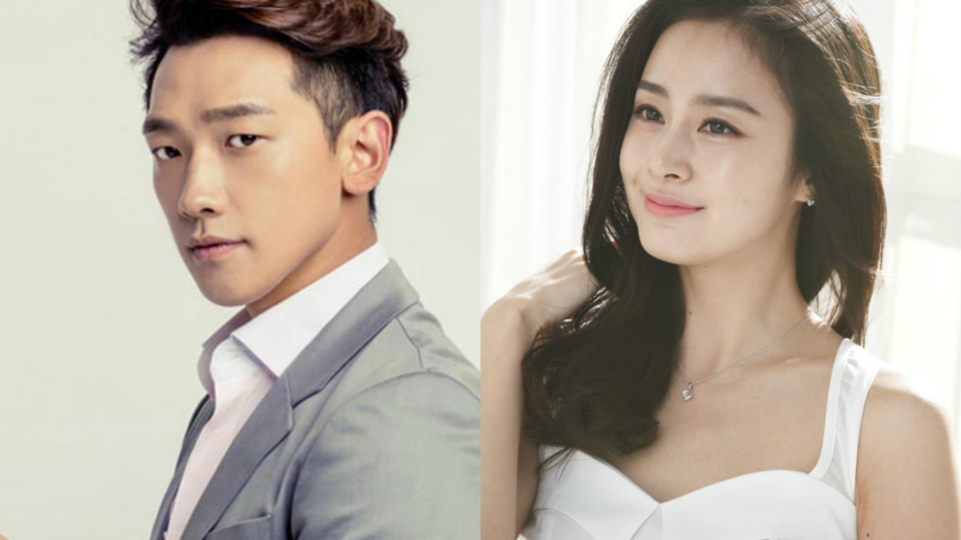Image result for rain and kim tae hee