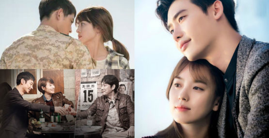 2016 kdramas descendants of the sun signal w