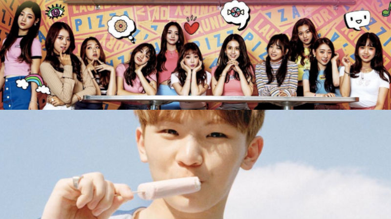 I.O.I To Release One Final Track Written By SEVENTEEN's Woozi