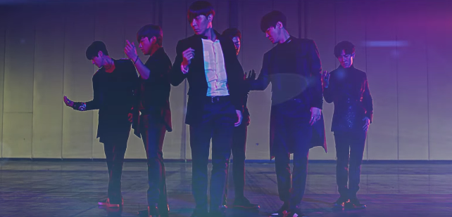 "Watch: Shinhwa Releases Sleek Dance Version Of ""TOUCH"" Music Video"