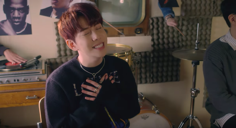 "Watch: Block B's Park Kyung Drops ""Inside Out"" Inspired MV For First Title Track From Solo Mini Album"