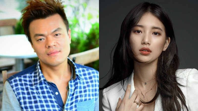 Park Jin Young Congratulates Suzy On A Successful Solo Debut