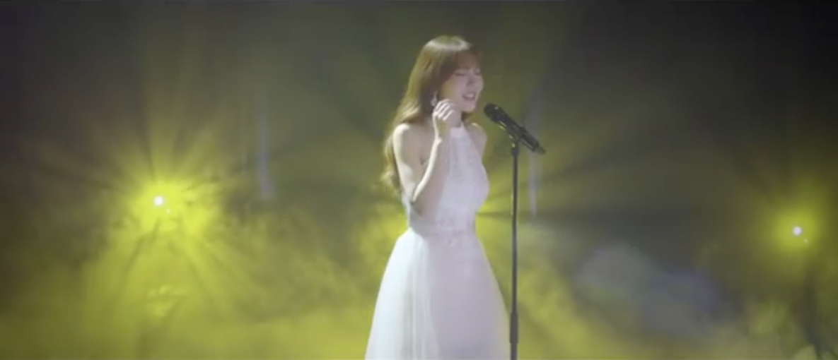 """Update: """"Produce 101"""" Contestant Kang Sira Lets Her Vocals Take Center Stage In Third Solo Debut Teaser"""