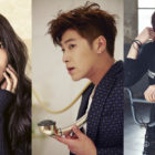 TVXQ's Yunho Suspected Of Being The Matchmaker Behind BoA And Joo Won's Relationship