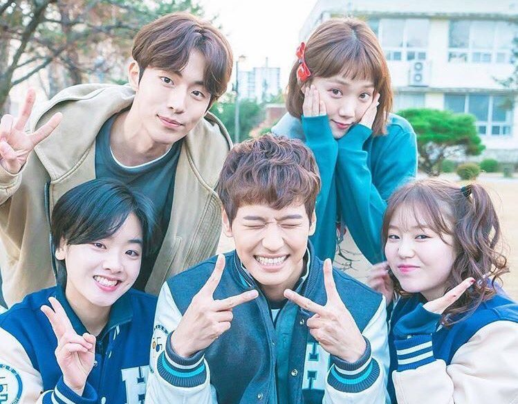 Weightlifting fairy kim book joo /역도요정 김복주/ Yeokdoyojung Kimbokjoo (2016) Sub Indo