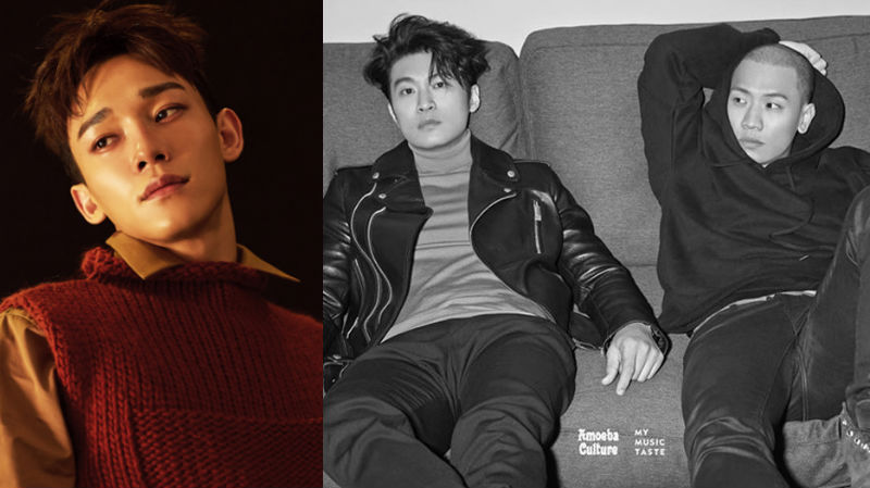 """EXO's Chen To Collaborate With Dynamic Duo For """"Mixxxture"""" Project"""