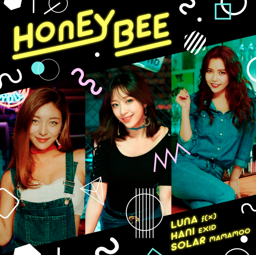 "Watch: Luna, Hani, And Solar Release Cover Image And Preview Video For ""Honey Bee"""